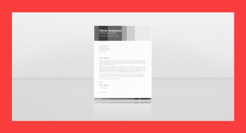 open office cover letter template