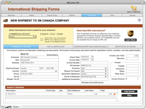 NRG: Mac & FileMaker Shipping Software :: How do I prepare an ...