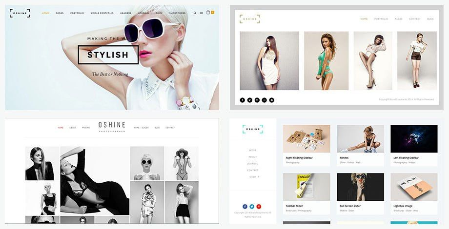 20+ Best Photography WordPress Themes   Best of 2017