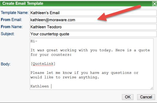 Change Email Reply-to Address & Subject - Moraware CounterGo ...