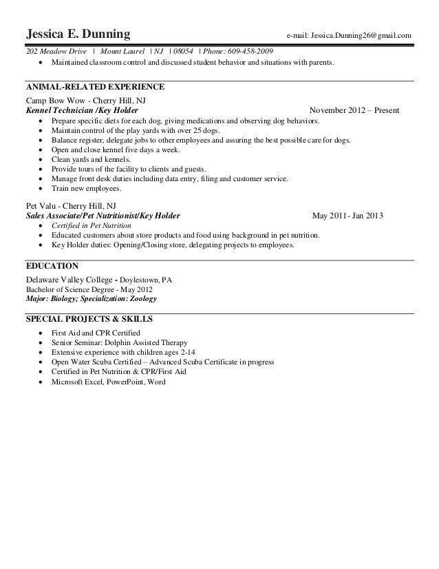 Cora Hartshorn Arboretum resume -Dunning-1