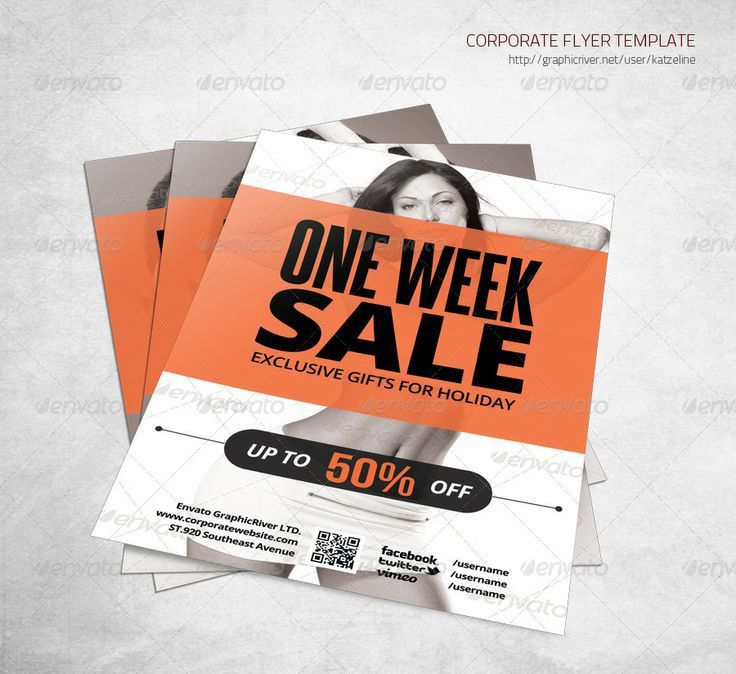 94 best Creative Flyer Template images on Pinterest | Creative ...