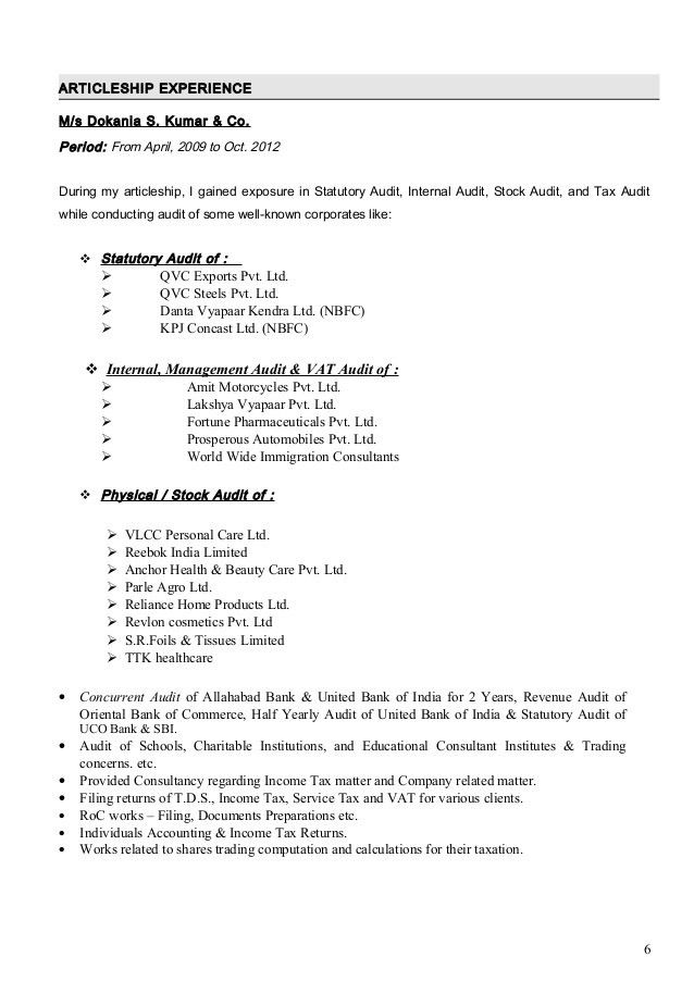 amit cv -ca inter with cover letter