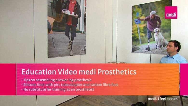 medi prosthetics GmbH on Vimeo