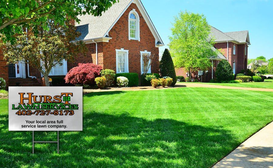 Your local-area full-service lawn company. – Hurst Lawn Services, LLC