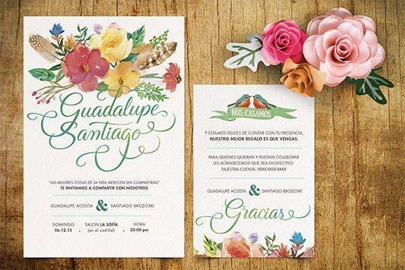 Wedding Card Envelope Template – 17+ Free Printable, Sample ...