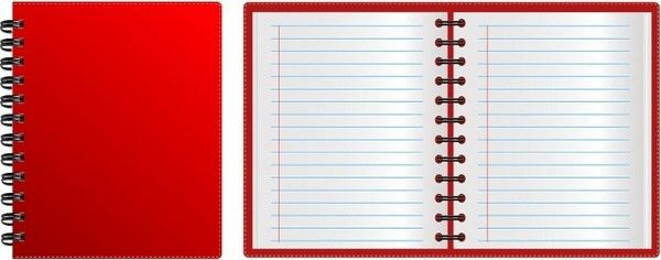 Notebook free vector download (400 Free vector) for commercial use ...