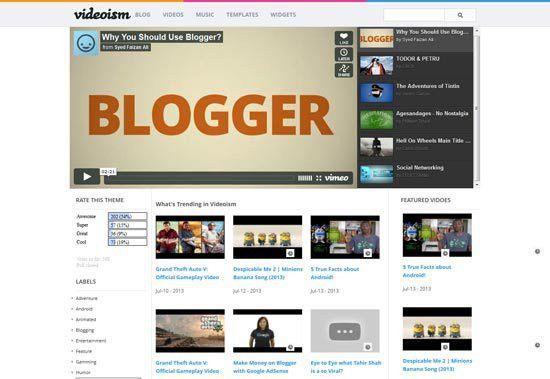 78+ Free Responsive Blogger Templates 2017 - freshDesignweb