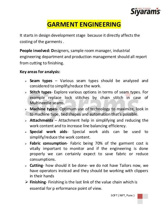 Apparel Production Manager Cover Letter