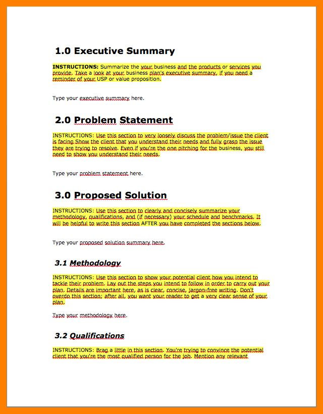 8+ best business proposal templates   quotation samples