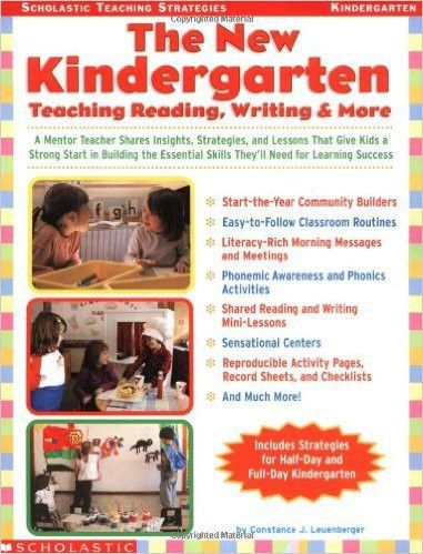 Job description: Kindergarten teacher -