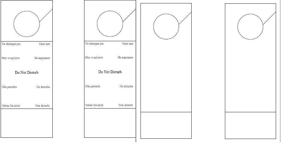 """Door Notice Hanger & Door Hangers""""""""sc"""":1""""st"""":""""Promotion Xpress"""