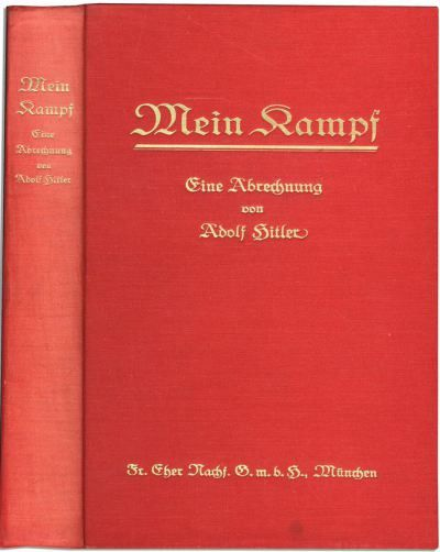 Mein Kampf republished in Germany: Leading Jewish group has no ...