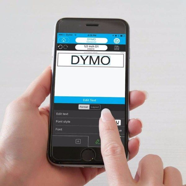DYMO MobileLabeler Bluetooth Label Maker | FREE Shipping ...