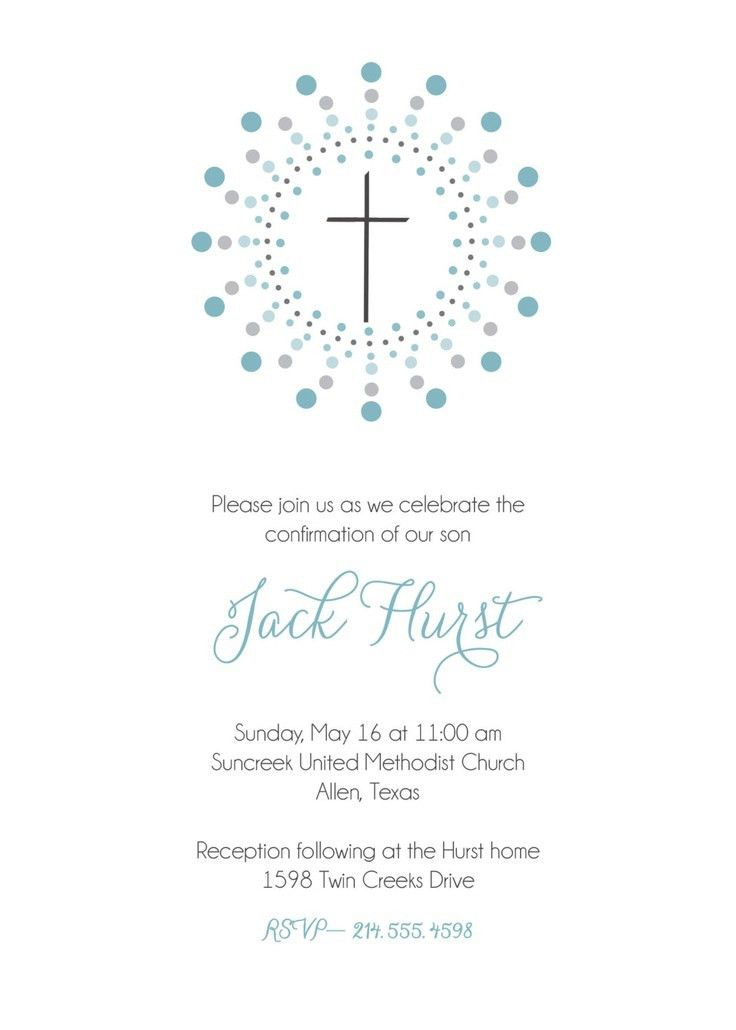 First Communion Invitations Boy | christmanista.com