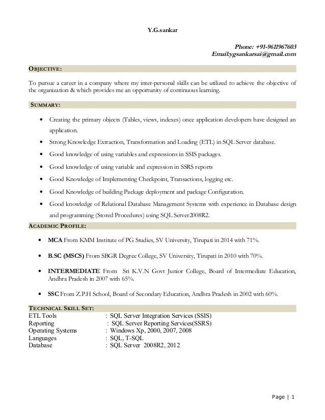 resume for server unforgettable server resume examples to stand