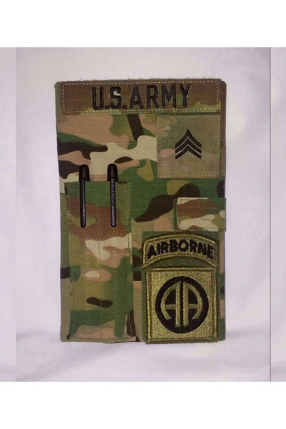 Multicam Army Book Cover