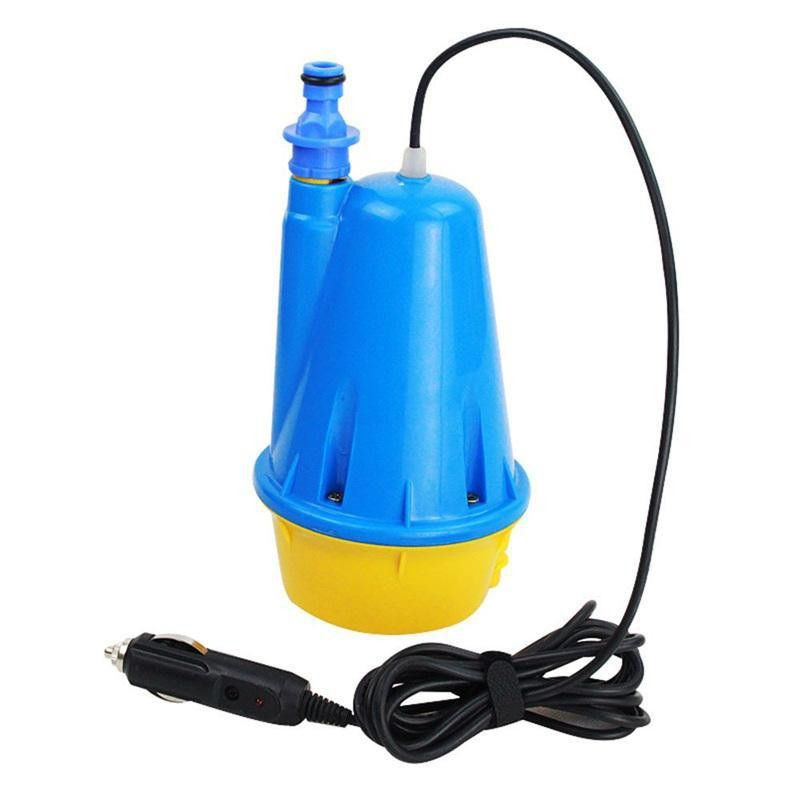 2017 Submersible water Pump Car Washer Gun With 3m Cigarette ...