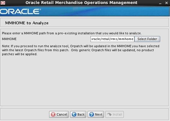 Oracle Retail Patch Assistant (ORPatch) for RMS - Part 1 | Hands ...
