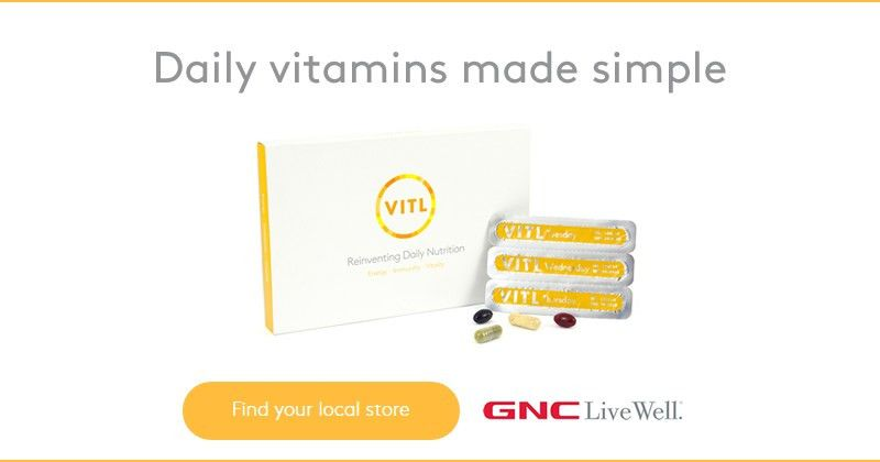 VITL | Daily vitamins made simple | Now available nationwide ...