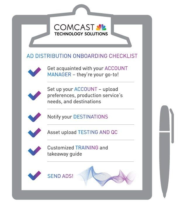 Ad Platform: Seamless Transitions | Comcast Technology Solutions