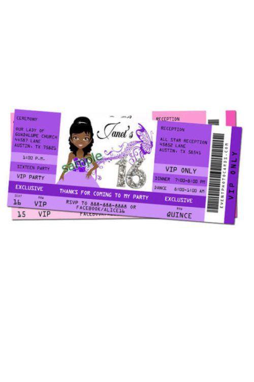 Event Tickets printed in Atlanta - Presise.biz