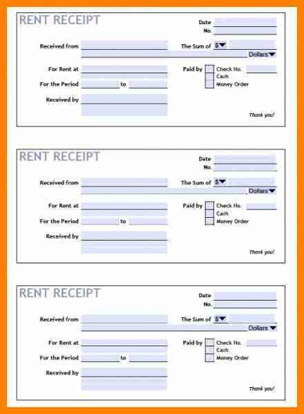 11+ rental receipt template excel | forklift resume