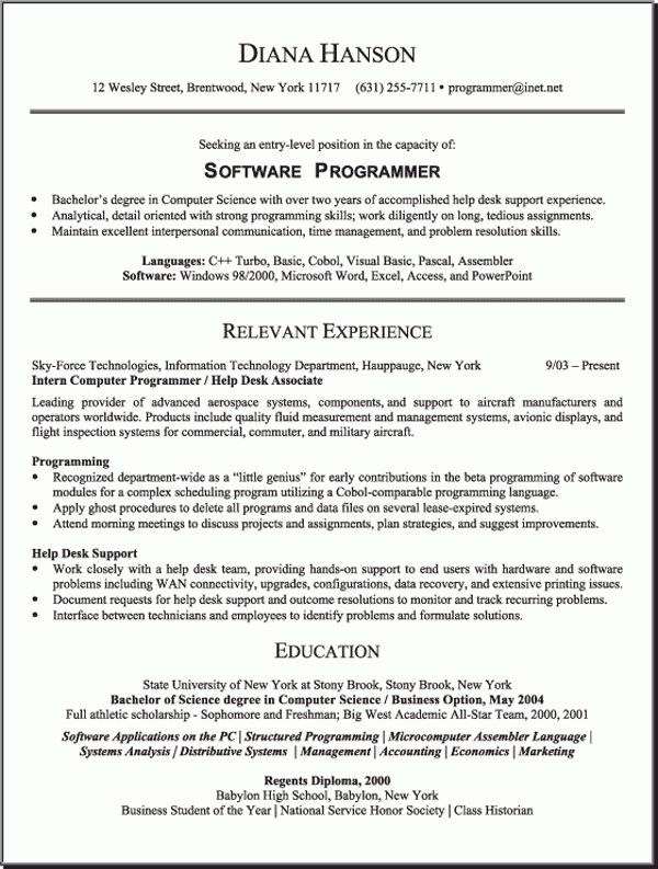 Pretty Design Chronological Resume 14 Sample Chronological Resumes ...