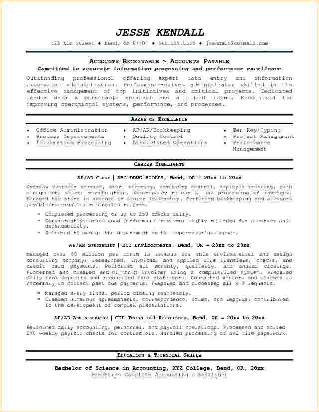 Accounting Clerk Job Description. Best Job Cover Letter Examples ...