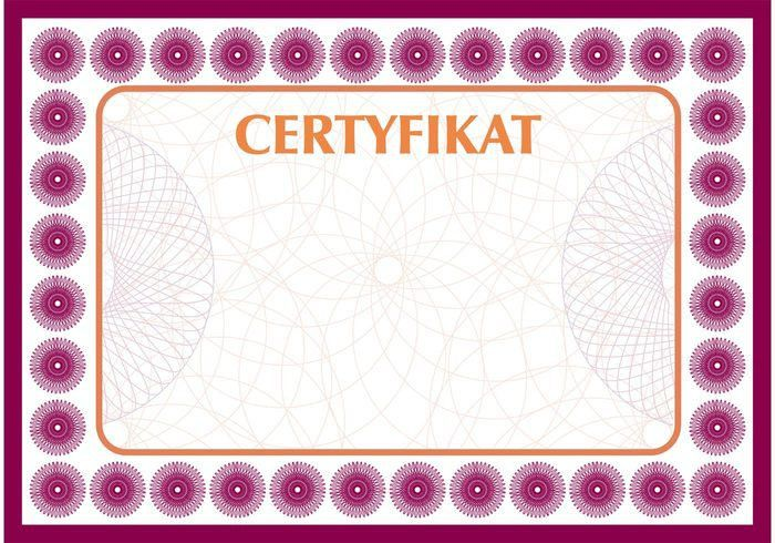 Certificate Border Free Vector Art - (3010 Free Downloads)
