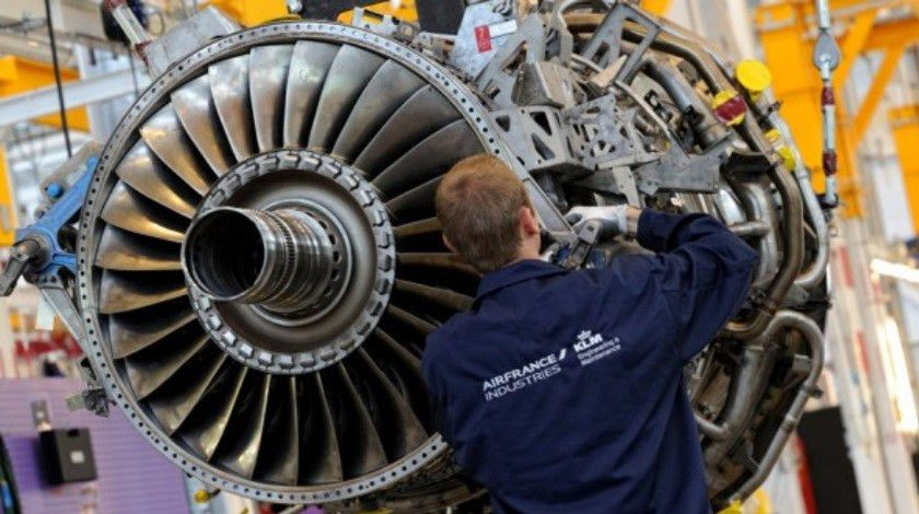 Safran and KLM E&M to Create Joint Venture for Aircraft Engine ...