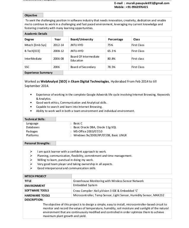 senior oracle dba resume examples. download oracle dba resume ...