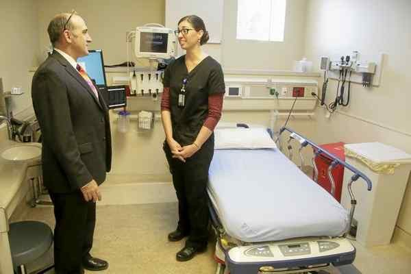 Local emergency room visits rise as MediCal coverage increases