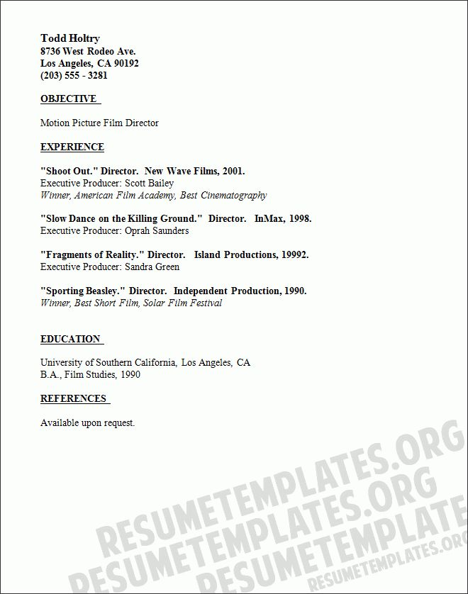 film editor resume sample video editor resume samples visualcv