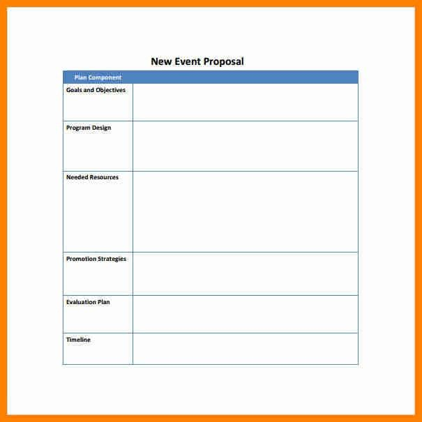 7+ event proposal format pdf   it cover letter