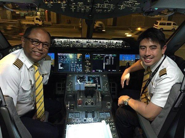 Pilots Profile