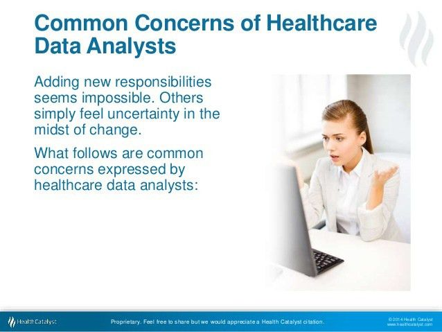 The Changing Role of Healthcare Data Analysts