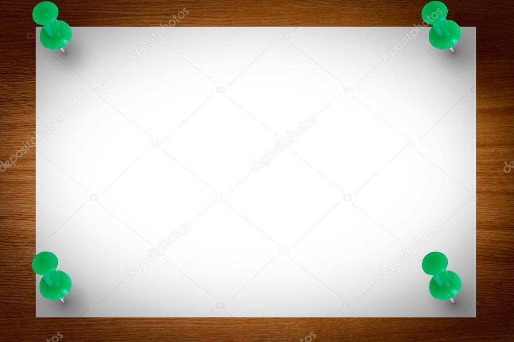 Blank paper background — Stock Photo © alexkalina #1036782