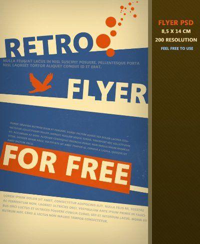 Free Flyer Template - vnzgames