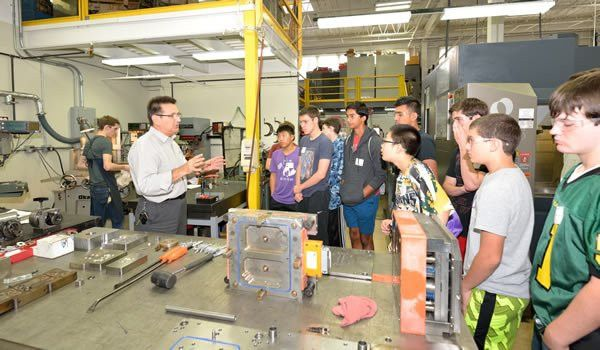 Rogan Corporation Manufacturing Day Event Gives High School ...