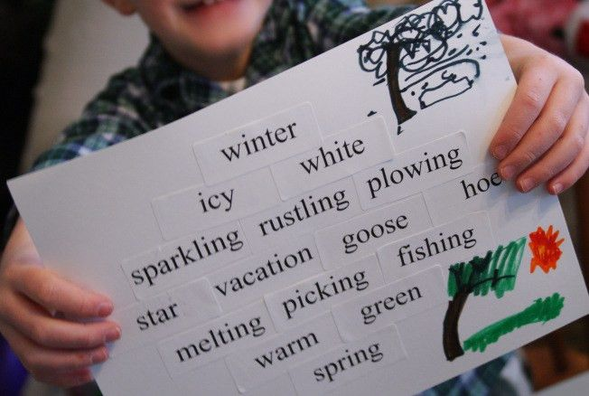 Poetry for Kids   What is a Diamante Poem