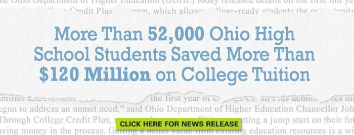 College Credit Plus | Info for Students & Families | Ohio Higher Ed