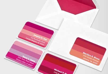 Branded Mailing Labels | MOO (United States)