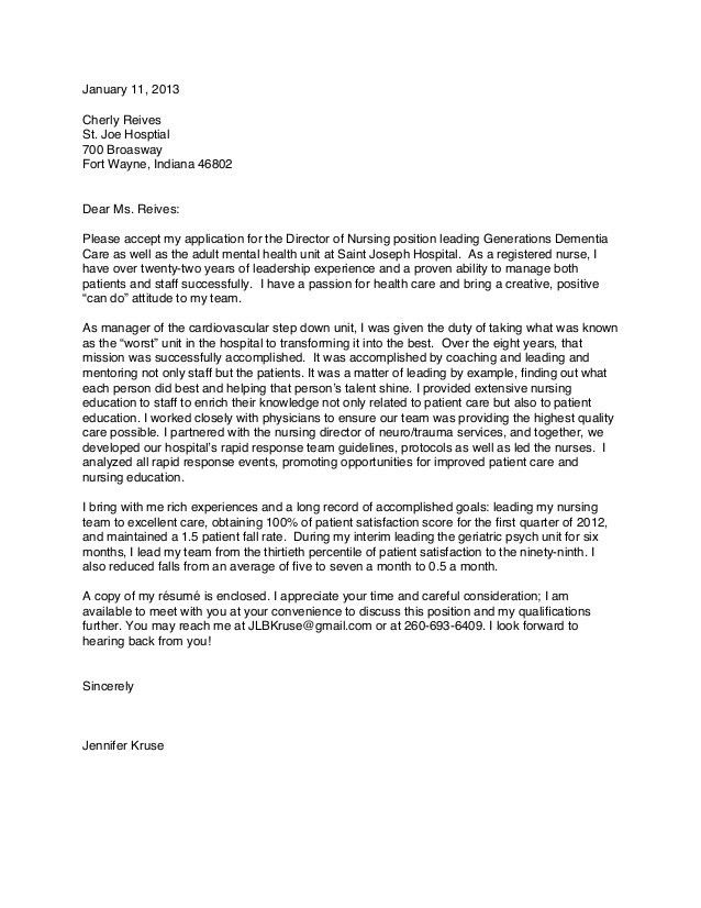 best healthcare cover letter examples livecareer livecareer ...