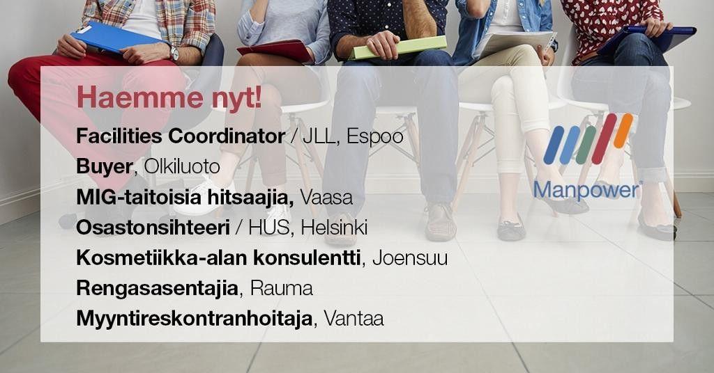 Manpower Finland | LinkedIn