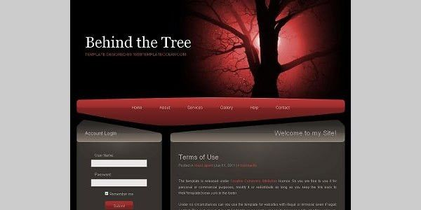 25 Free Web Design Templates Which You Could Use Today