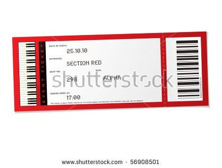 Concert tickets vector free vector download (300 Free vector) for ...