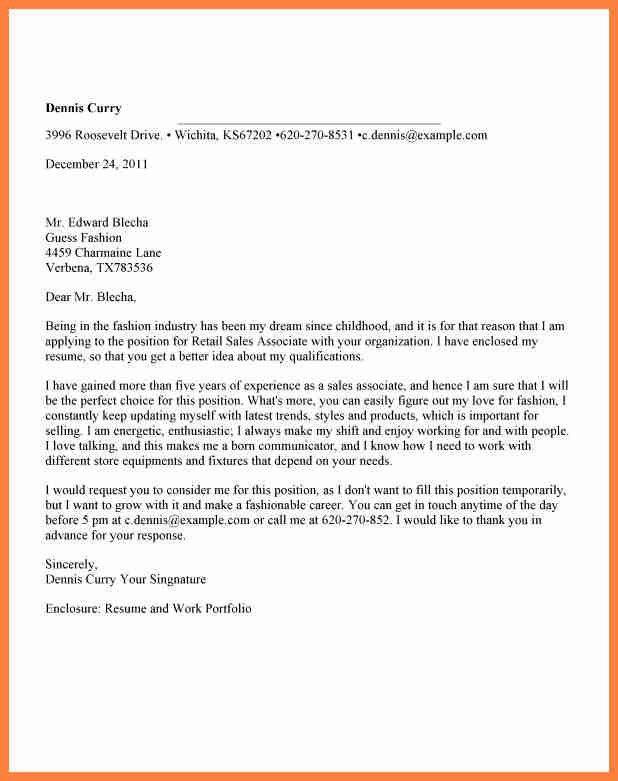Cover letter for international student advisor