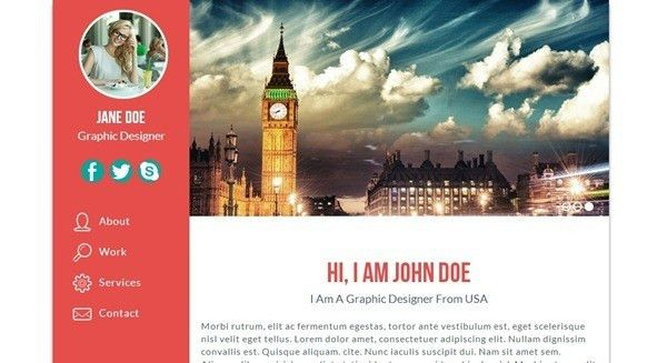 35 Best Muse Templates For Web Designers