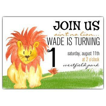 Kids Birthday Invitation wording | PaperStyle